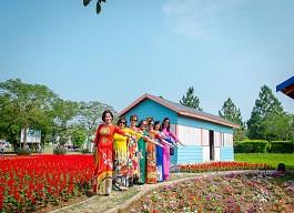 Khu Du Lịch Sinh Thái Đan Phượng